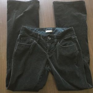 Banana Republic Black Corduroy Pants